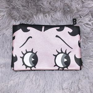 FREE w/ $40 Purchase - Ipsy Betty BoopMakeup Bag